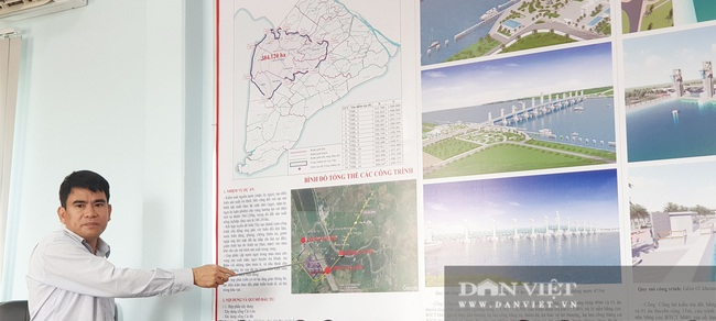 Công trình cống Cái Bé sẽ vận hành trong tháng 2 tới, Kiên Giang không cần đắp hơn 150 đập tạm - Ảnh 5.