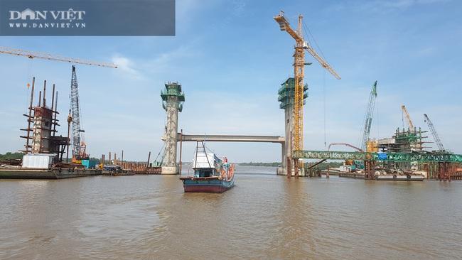 Công trình cống Cái Bé sẽ vận hành trong tháng 2 tới, Kiên Giang không cần đắp hơn 150 đập tạm - Ảnh 4.