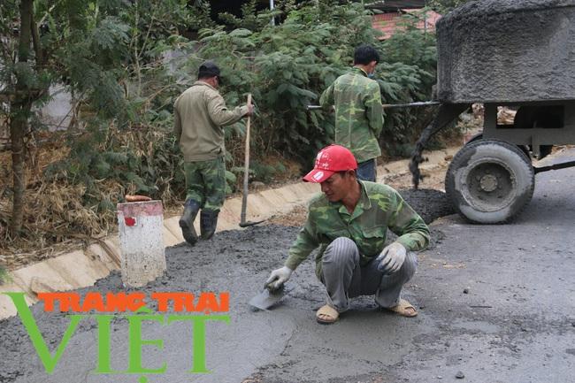 Xã Nà Bó gìn giữ và phát huy tốt các tiêu chí nông thôn mới - Ảnh 10.