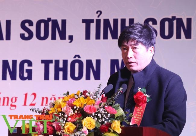 Xã Nà Bó gìn giữ và phát huy tốt các tiêu chí nông thôn mới - Ảnh 9.
