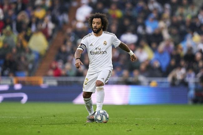 Marcelo không còn ở đỉnh cao phong độ.