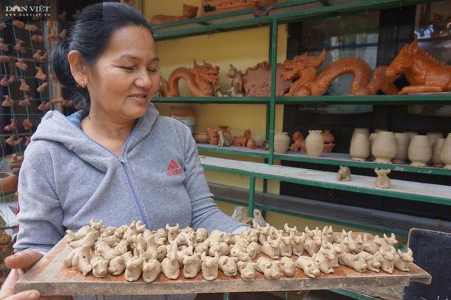 Quảng Nam: Cận Tết Nguyên đán 2021, làng gốm hơn 500 năm tuổi vẫn đìu hiu - Ảnh 3.