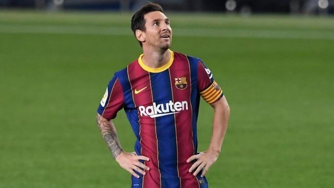 Messi vẫn chưa chốt tương lai.