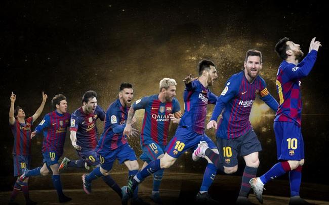 6 kỷ lục Messi có thể phá trong năm 2021 - Ảnh 5.