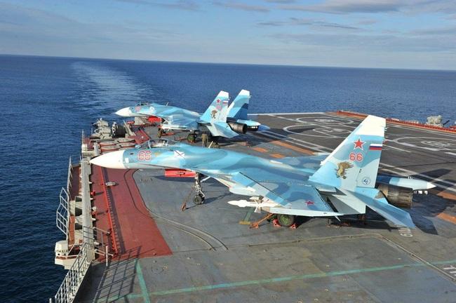 Không ngờ Nga từng tụt hậu so với Mỹ về tàu sân bay thế này! - Ảnh 4.