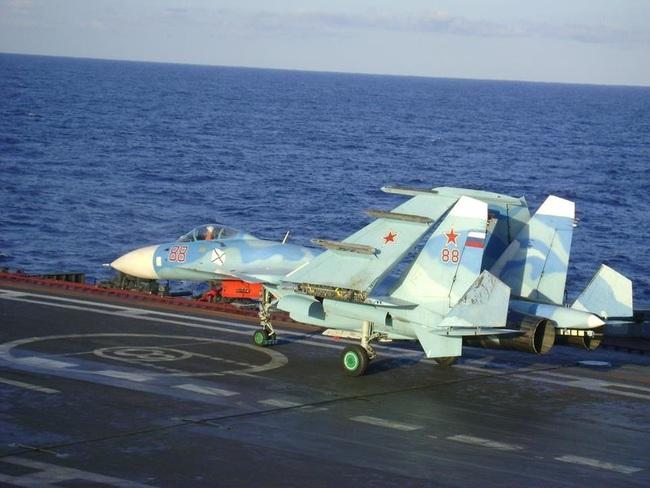 Không ngờ Nga từng tụt hậu so với Mỹ về tàu sân bay thế này! - Ảnh 5.