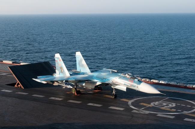 Không ngờ Nga từng tụt hậu so với Mỹ về tàu sân bay thế này! - Ảnh 6.