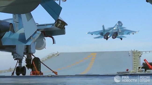 Không ngờ Nga từng tụt hậu so với Mỹ về tàu sân bay thế này! - Ảnh 7.