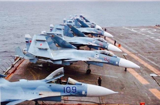 Không ngờ Nga từng tụt hậu so với Mỹ về tàu sân bay thế này! - Ảnh 8.