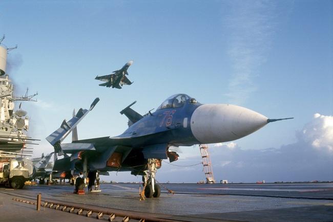 Không ngờ Nga từng tụt hậu so với Mỹ về tàu sân bay thế này! - Ảnh 9.