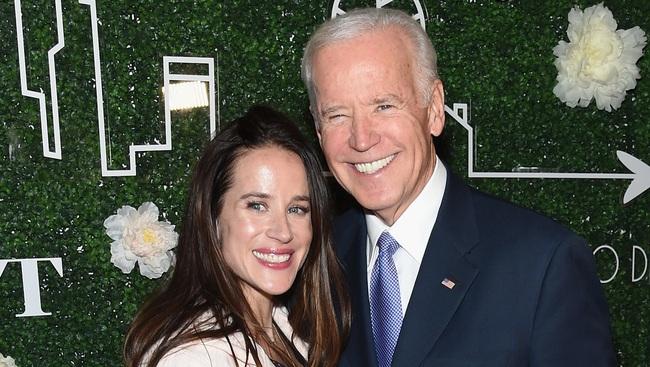 Con gái ông Biden xác nhận tin đồn này về bà Melania Trump - Ảnh 1.