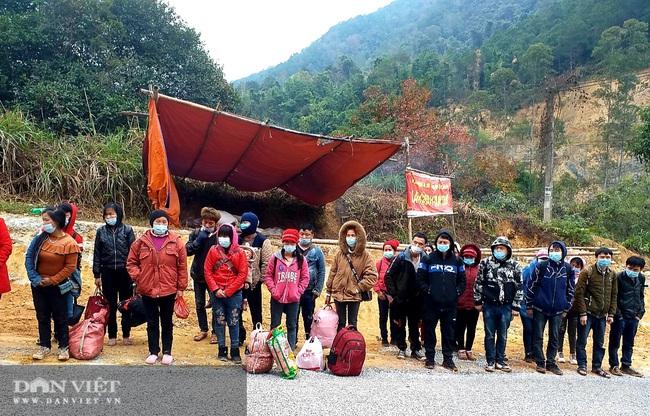 Lạng Sơn: Cận Tết Nguyên đán lượng người nhập cảnh trái phép ngày càng tăng - Ảnh 1.