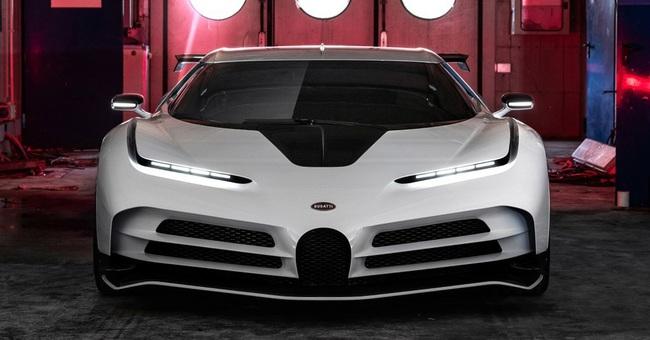 Siêu xe Bugatti Centodieci của Cristiano Ronaldo: Giá 254 tỷ, thế giới chỉ có 10 chiếc - Ảnh 1.
