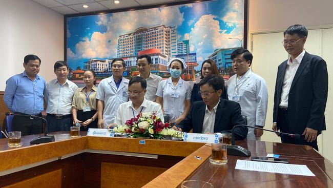 Bệnh viện đầu tiên ở Đồng Nai đăng ký khám chữa bệnh và thanh toán trực tuyến - Ảnh 1.