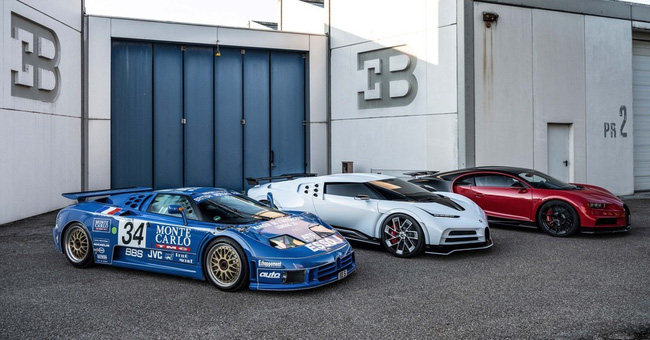 Siêu xe Bugatti Centodieci của Cristiano Ronaldo: Giá 254 tỷ, thế giới chỉ có 10 chiếc - Ảnh 8.