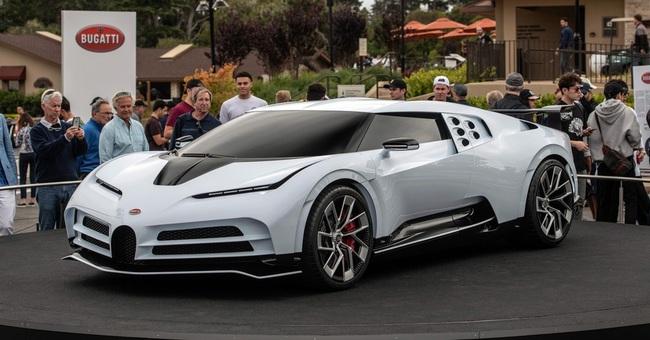 Siêu xe Bugatti Centodieci của Cristiano Ronaldo: Giá 254 tỷ, thế giới chỉ có 10 chiếc - Ảnh 7.