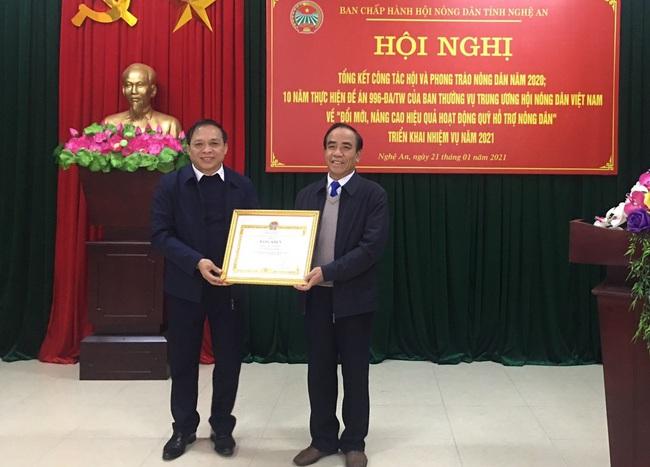Hội Nông dân Nghệ An: Lá cờ đầu trong công tác Hội và phong trào nông dân   - Ảnh 3.