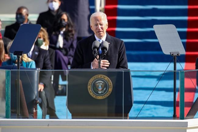 Diễn văn nhậm chức của Biden: Lời thề đoàn kết giữa muôn vài khó khăn - Ảnh 1.