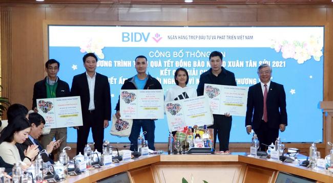 BIDV dành 13 tỷ đồng tặng quà Tết cho người nghèo - Ảnh 2.