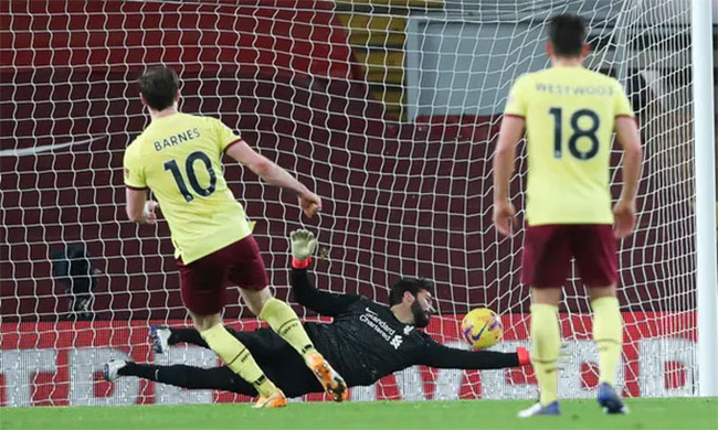 Liverpool thua sốc Burnley, HLV Klopp bào chữa thế nào? - Ảnh 1.