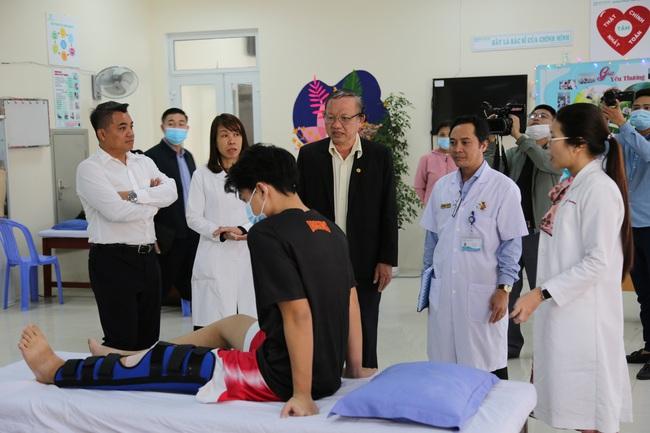 Chuẩn bị tốt nhất cho VĐV Việt Nam trước mỗi cuộc thi đấu quốc tế - Ảnh 2.