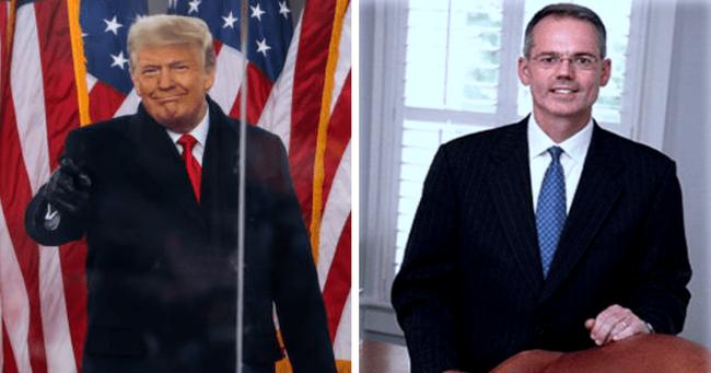 Trump tìm được luật sư cực giỏi để bào chữa trong phiên tòa luận tội - Ảnh 1.