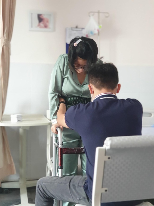 """Sở Y tế TP.HCM """"vào cuộc"""" vụ sản phụ liệt nửa người sau khi sinh tại Bệnh viện phụ sản Mê Kông - Ảnh 1."""