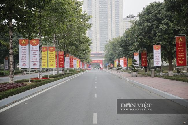 Ảnh: Trung tâm Hội nghị Quốc gia sẵn sàng cho Đại hội Đảng XIII - Ảnh 3.