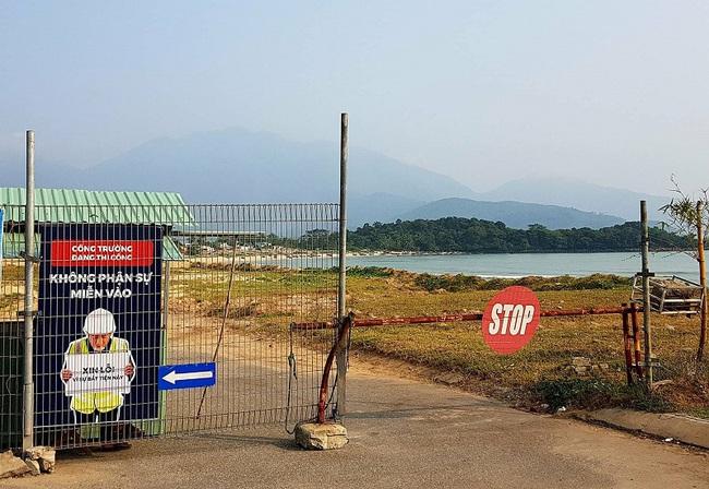 """Đà Nẵng: Sau hơn 10 năm """"đắp chiếu"""" với nhiều ồn ào dự án KDL Nam Ô khởi động trở lại - Ảnh 1."""