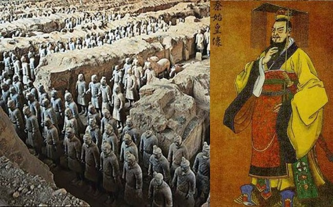 """Vì sao Tần Thủy Hoàng xây dựng lăng mộ """"khủng"""" nhất thế giới? - Ảnh 3."""