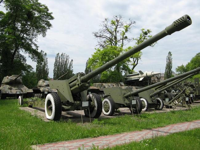 """Khẩu pháo dã chiến """"thần công"""" được Việt Nam sử dụng vang danh sức mạnh - Ảnh 3."""