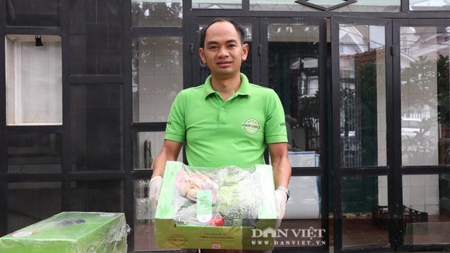 Độc đáo giỏ quà Tết bằng nông sản VietGAP của thạc sĩ 8X - Ảnh 9.