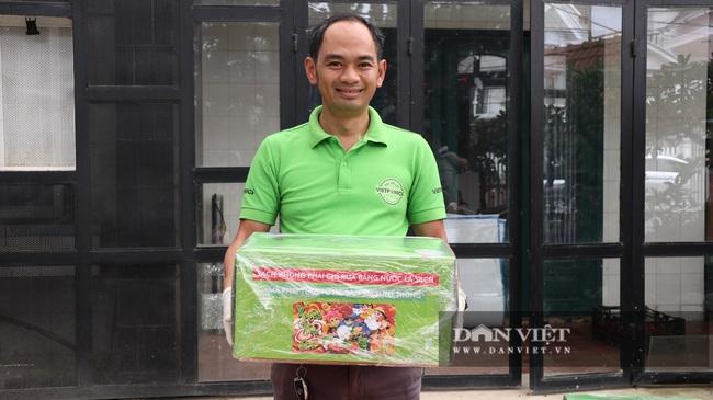 Độc đáo giỏ quà Tết bằng nông sản VietGAP của thạc sĩ 8X - Ảnh 10.