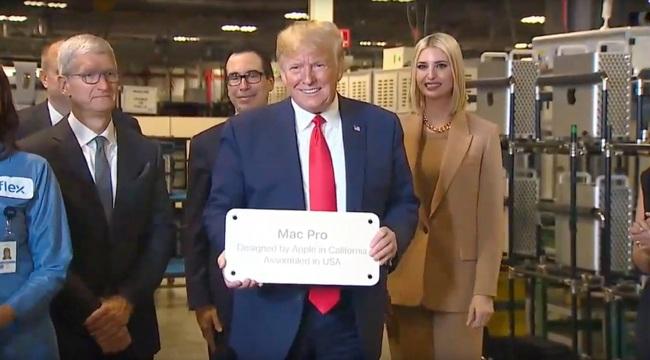 Trump tiết lộ số quà cáp được tặng trong năm cuối cùng tại nhiệm - Ảnh 1.