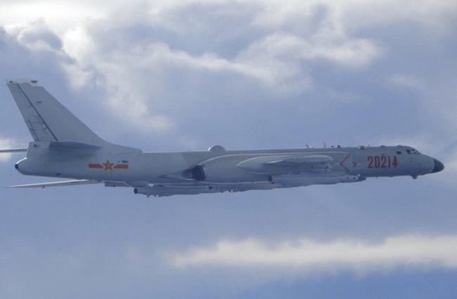 Mỹ khẳng định ủng hộ Đài Loan mặc TQ triển khai chiến đấu cơ 'dằn mặt' - Ảnh 1.