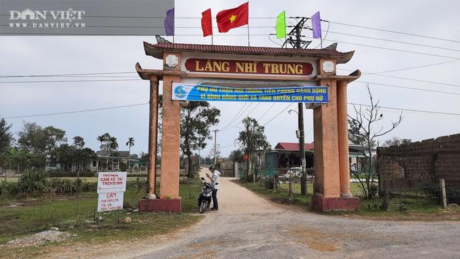 Quảng Trị có thôn cấm mua bán chó, tóc dài, điện thoại hỏng - Ảnh 1.