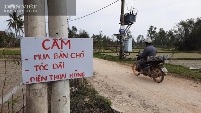 Quảng Trị có thôn cấm mua bán chó, tóc dài, điện thoại hỏng - Ảnh 3.