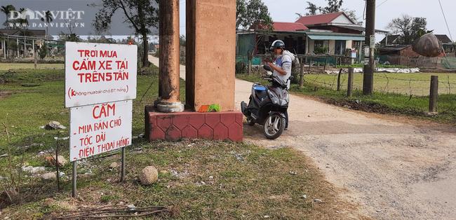 Quảng Trị có thôn cấm mua bán chó, tóc dài, điện thoại hỏng - Ảnh 2.