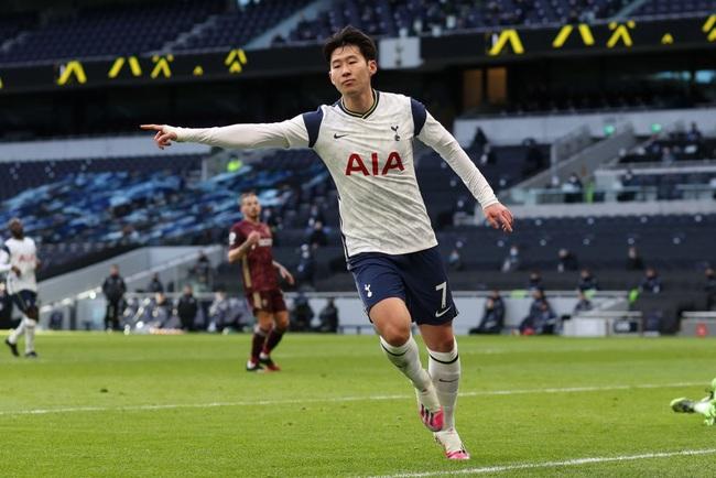 Son Heung-min đang là niềm tự hào của bóng đá châu Á.