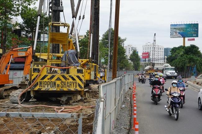 TP.HCM: Cấm thi công các công trình đào đường để người dân đón Tết Nguyên đán Tân Sửu  - Ảnh 1.