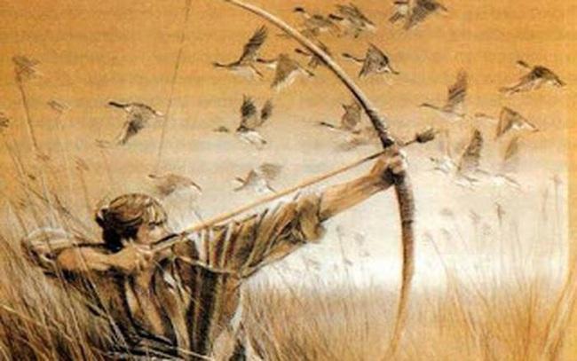 Cung thủ giỏi nhất thời Trần bắn chết kẻ bán nước ngay trên lưng ngựa - Ảnh 4.