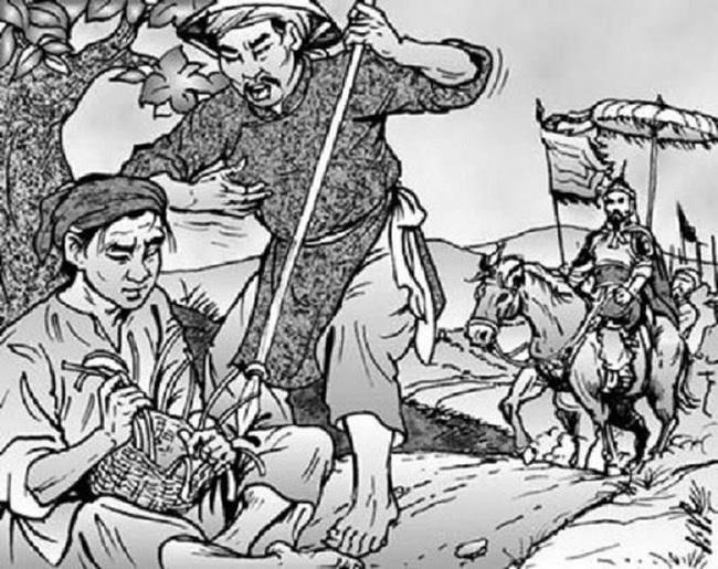 Cung thủ giỏi nhất thời Trần bắn chết kẻ bán nước ngay trên lưng ngựa - Ảnh 5.