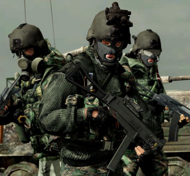"""10 lực lượng đặc nhiệm """"đáng sợ"""" nhất thế giới: Người Nga chỉ xếp thứ 10 - Ảnh 1."""