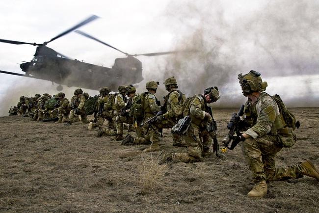 """10 lực lượng đặc nhiệm """"đáng sợ"""" nhất thế giới: Người Nga chỉ xếp thứ 10 - Ảnh 6."""