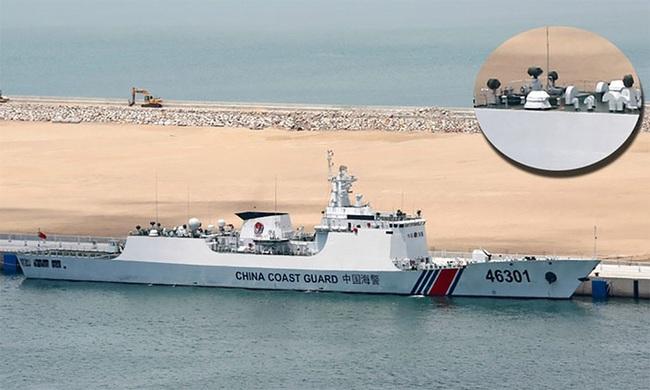 Sau khi ban hành Luật hải cảnh vào ngày 22/1, Hải cảnh Trung quốc được trang bị như thế nào? - Ảnh 3.