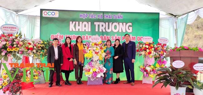 Khai trương điểm giới thiệu và bán sản phẩm OCOP tại huyện Quỳnh Nhai - Ảnh 5.