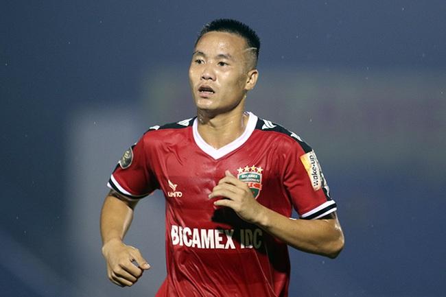 Tô Văn Vũ: Từ lời khuyên của thầy Park đến sự thăng hoa tại V.League 2021 - Ảnh 1.