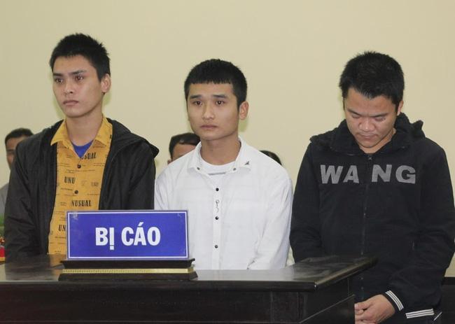 51 tháng tù giam cho 3 kẻ mua bán trái phép chất ma túy - Ảnh 1.