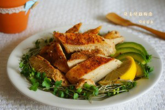 Ức gà nướng, món ăn dành cho người thèm ăn mà không muốn tăng cân - Ảnh 6.