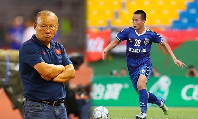 Tô Văn Vũ: Từ lời khuyên của thầy Park đến sự thăng hoa tại V.League 2021 - Ảnh 5.